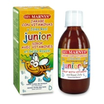 Marnys Jarabe Junior Multivitaminas 125 ml.