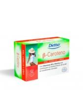 Dietisa BETA CAROTENO 36 cápsulas