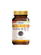 Dietisa OMEGA ACEITE DE KRILL 1000 mg.