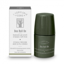 l'Erbolario DESODORANTE ROLL-ON UOMO 50 ml.
