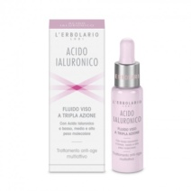 l'Erbolario FLUIDO FACIAL TRIPLE ACCIÓN 28 ml.