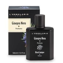 l'Erbolario PERFUME Ginepro Nero 100ml