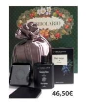 Pack L'Erbolario Ginepro Nero para Hombre