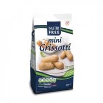 Nutri Free Grissotti Rustici 30 gr