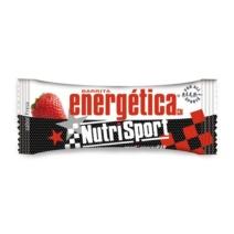 Nutrisport Barrita Energética Fresa x24