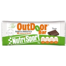 Nutrisport Barrita Outdoor Chocolate x20