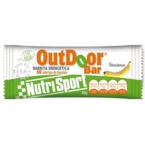 Nutrisport Barrita Outdoor Plátano x20