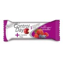 Nutrisport Barrita Control Day Frutos Rojos 24 unidades