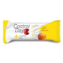 Nutrisport Barrita Control Day Melocotón 24 unidades