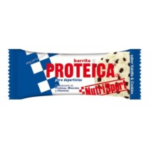 Nutrisport Barrita Proteica Cookie x24