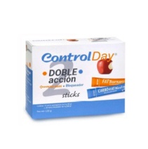 Nutrisport Control Day Doble Acción Sticks