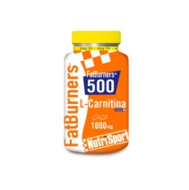 Nutrisport Fat Burners 500 105 cápsulas
