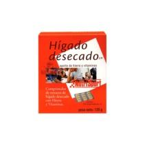 Nutrisport Higado Desecado 1x120 Comp.