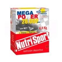 Nutrisport MegaPower Batido Fresa 40x110 gr.