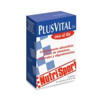Nutrisport Plus Vital 1x30 caps.