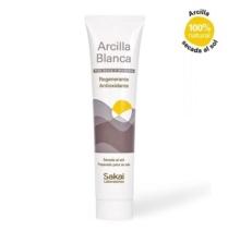 SAKAI Arcilla Blanca Regenerante y Antioxidante