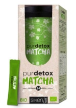 SIKEN Pure Detox Matcha 14 sticks
