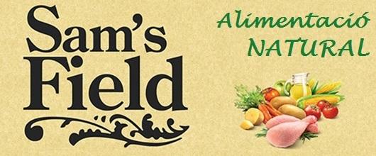 Sam's Field, aliment natural per gossos i gats