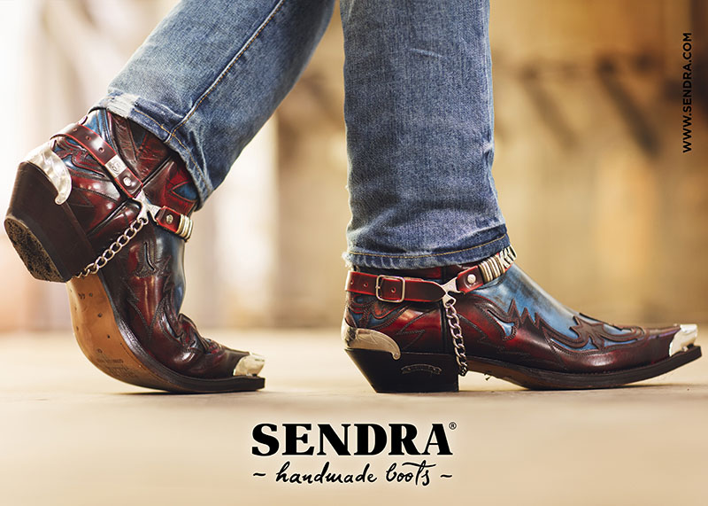 Sendra Boots Western 2017