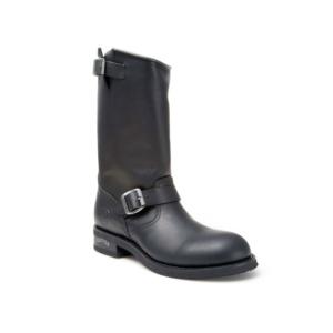 Compra en Noel Western Boots estas Botas Sendra Biker para hombre de cuero negro con hebilla modelo 2944 con envíos gratis a la península 1356