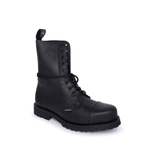 Compra en Noel Western Boots estas botas Sendra Moda para hombre en cuero negro con punta de acero modelo 6478 horma Steel con envíos gratis a península clave 20462