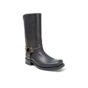 Compra en Noel Western Boots estas Botas Sendra Biker para hombre de cuero negro con arnés modelo 7068 con envíos gratis a la península 26122