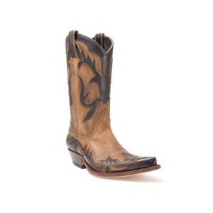 Compra en Noel Western Boots estas Botas Sendra Western para mujer de cuero en tonos marrones modelo 11111 con envíos gratis a la península 30099