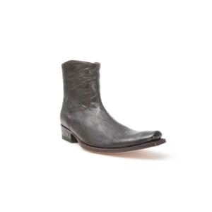 Compra en Noel Western Boots estos Botines Sendra Western para hombre de cuero gris modelo 7438 con envíos gratis a la península 30440