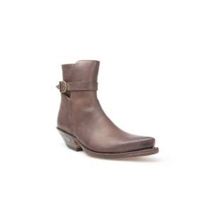 Compra en Noel Western Boots estos Botines Sendra Western para mujer de cuero marrón del modelo 2614 con envíos gratis a la península clave 37341