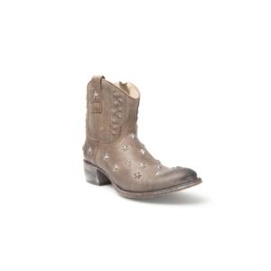 Compra en Noel Western Boots estos Botines Sendra Western para mujer de cuero color taupe del modelo 10600 con envíos gratis a la península clave 41270