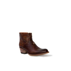 Compra en Noel Western Boots estos Botines Sendra moda para mujer de cuero camel del modelo 11809 con envíos gratis a la península clave 45294