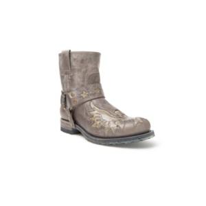 Compra en Noel Western Boots estos Botines Sendra Moda para mujer de cuero color tierra del modelo 9942 con envíos gratis a la península clave 45297