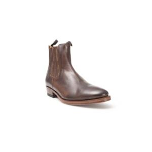 Compra en Noel Western Boots estos Botines Sendra Moda para hombre de cuero color camel del modelo 11336 con envíos gratis a la península clave 45298