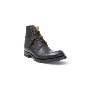 Compra en Noel Western Boots estos Botines Sendra Moda cordones para hombre de cuero color negro del modelo 11934 con envíos gratis a la península clave 45300
