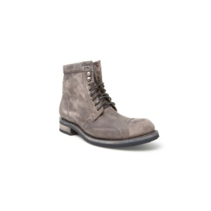 Compra en Noel Western Boots estos Botines Sendra Moda cordones para hombre de cuero color gris modelo 10607 con envíos gratis a península clave 45303