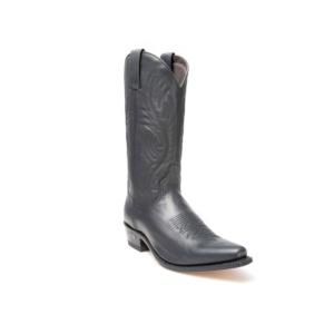 Compra en Noel Western Boots estas Botas Sendra Western para Hombre en cuero negro modelo 12632 con envíos gratis a península clave 45955
