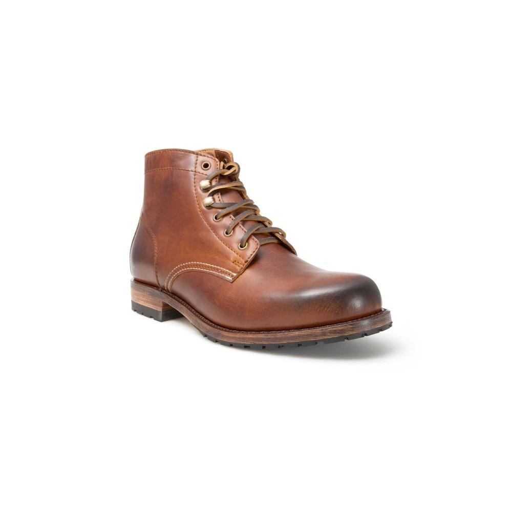 635238f38e3d Botín Sendra 10604 Milles para hombre de cuero marrón modelo 10604