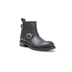 Compra en Noel Western Boots estos Botines para hombre de cuero negro modelo 2976 con envíos gratis a la península clave 49959