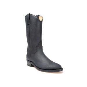 Compra en Noel Western Boots estas Botas Sendra Western para hombre de cuero negro modelo 2966 con envíos gratis a la península clave 50145