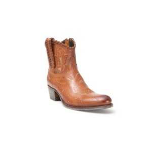 Compra en Noel Western Boots estos Botines Sendra moda de mujer de cuero camel modelo 13723 con envíos gratis a la península clave 50443