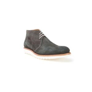 Compra en Noel Western Boots estos Botines Sendra Moda cordones para hombre de serraje azul marino modelo 11772 con envíos gratis a la península clave 50867