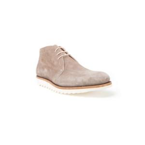 Compra en Noel Western Boots estos Botines Sendra Moda cordones para hombre de serraje gris modelo 11772 con envíos gratis a la península clave 50867