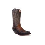 Compra en Noel Western Boots estas Botas Sendra Western para hombre de cuero marrón modelo 3241 con envíos gratis a la península clave 52740 - __[GALLERYITEM]__