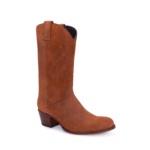 Compra en Noel Western Boots estas Botas Sendra moda para mujer en serraje marron liso modelo 10490 con envíos gratis a la península clave 52903 - __[GALLERYITEM]__