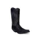 Compra en Noel Western Boots estas Botas Sendra Western para hombre de cuero negro modelo 9669 con envíos gratis a la península clave 53034 - __[GALLERYITEM]__
