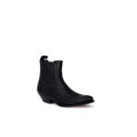 Compra en Noel Western Boots estos Botines Sendra Western para hombre de cuero negro modelo 9396 con envíos gratis a la península clave 53049 - __[GALLERYITEM]__