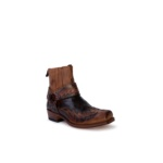 Compra en Noel Western Boots estos Botines Sendra Western para hombre de cuero marrón con arnés modelo 13887 con envíos gratis a la península clave 53054 - __[GALLERYITEM]__