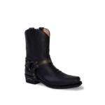 Compra en Noel Western Boots estas Botas Sendra Western para hombre de cuero negro con arnés modelo 13872 con envíos gratis a la península clave 53057 - __[GALLERYITEM]__