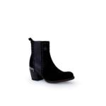 Compra en Noel Western Boots estos Botines Sendra Campera para mujer de serraje negro modelo 13849 con envíos gratis a península clave 53062 - __[GALLERYITEM]__