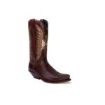 Compra en Noel Western Boots estas Botas Sendra Western para mujer de cuero marrón y bronce modelo 8850 con envíos gratis a la península clave 53074 - __[GALLERYITEM]__
